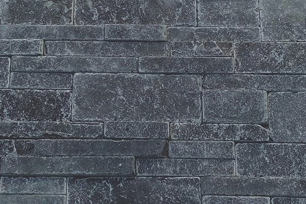Antique Black Ledgestone