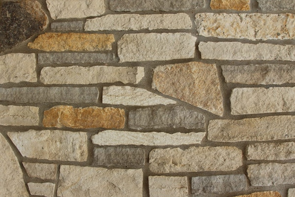 Texas Mix Ledgestone