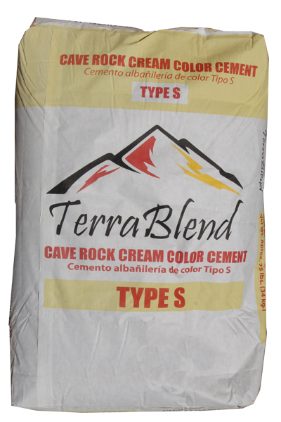 Cave Rock Type S Masonry Cement