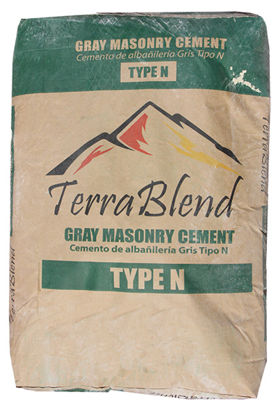 Gray Masonry Cement Type N