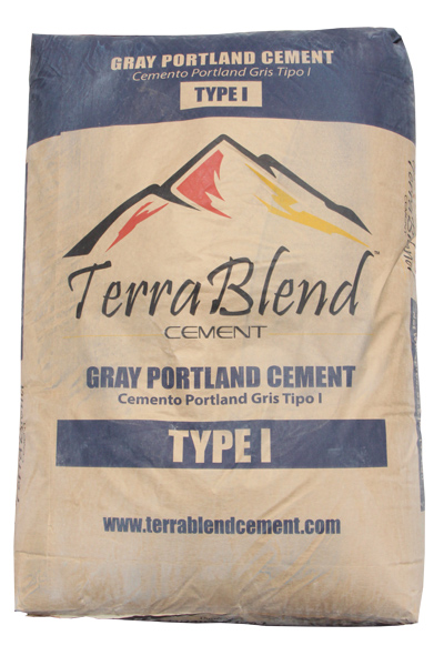 Gray Portland Cement Type I